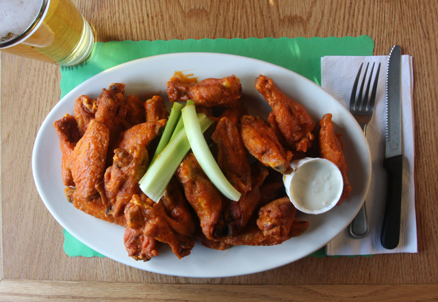 Wings at Candlelight Inn