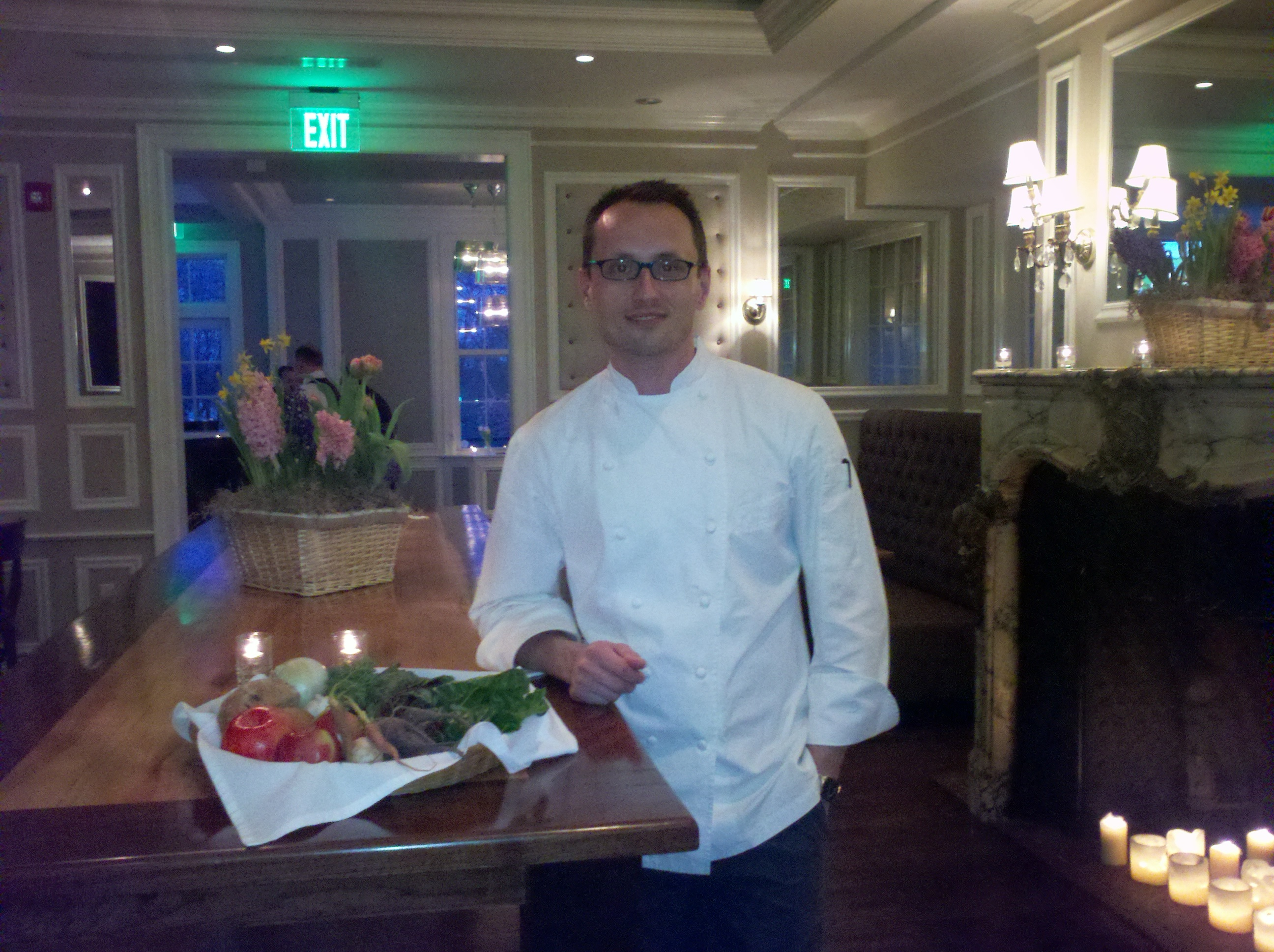 First Look: Hudson at Haymount House in Briarcliff Manor - lohudfood
