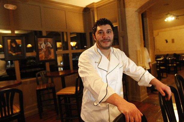 chef michael cutney of the twisted oak tarrytown