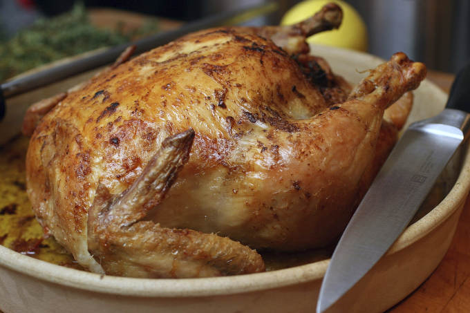 Recipe: Dry-Brined Chicken