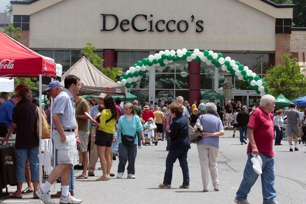 decicco's food festival