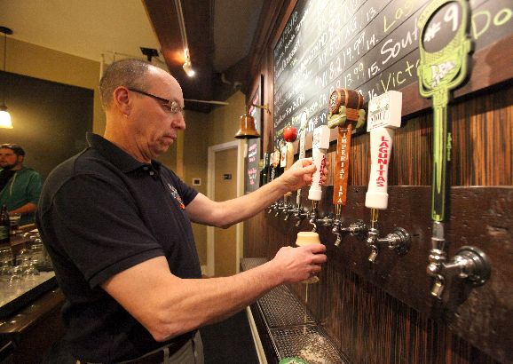 Growler and Gill Craft Beer Shoppe in Nanuet, NY
