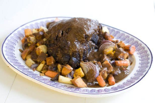 recipe holiday pot roast