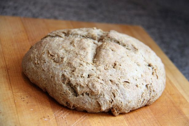 irish brown bread recipe for st. patrick's day