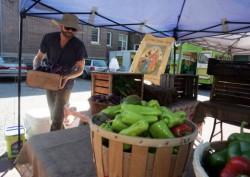 Farmers market standalone