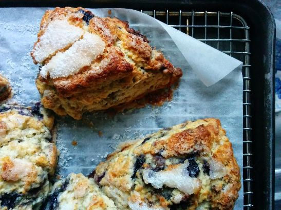 larkin scones