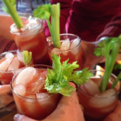 Snappy Bloody Marys