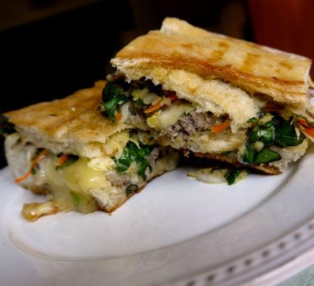 Farmer's Market Cuban Sandwich