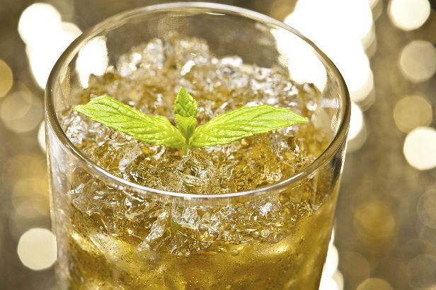 The Bewitching Mint Julep