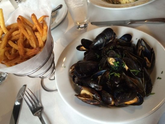 red hat mussels