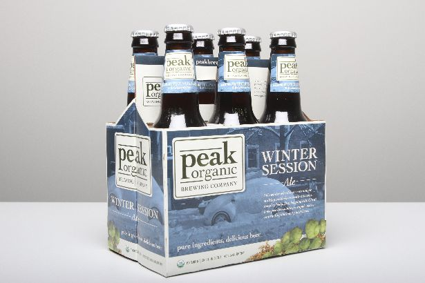 Winter Session Ale by Peak Organic Brewing
