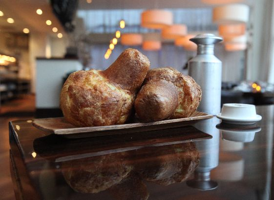 Popovers at BLT Steak at the Ritz-Carlton in White Plains ( Peter Carr / The Journal News )