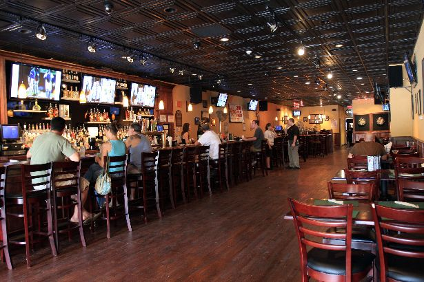 sports bars in westchester