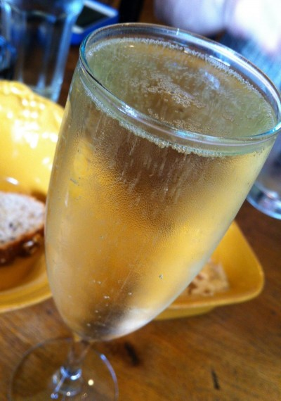 Cafe of Love bubbly