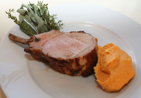 Holiday Countdown: Rack of Pork with Peter Kelly!