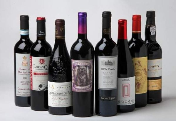 red wines for fall
