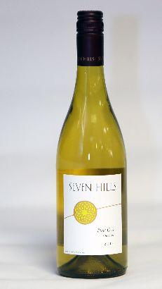 Seven Hills Pinot Gris 2013