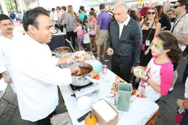 sowe food and wine festival