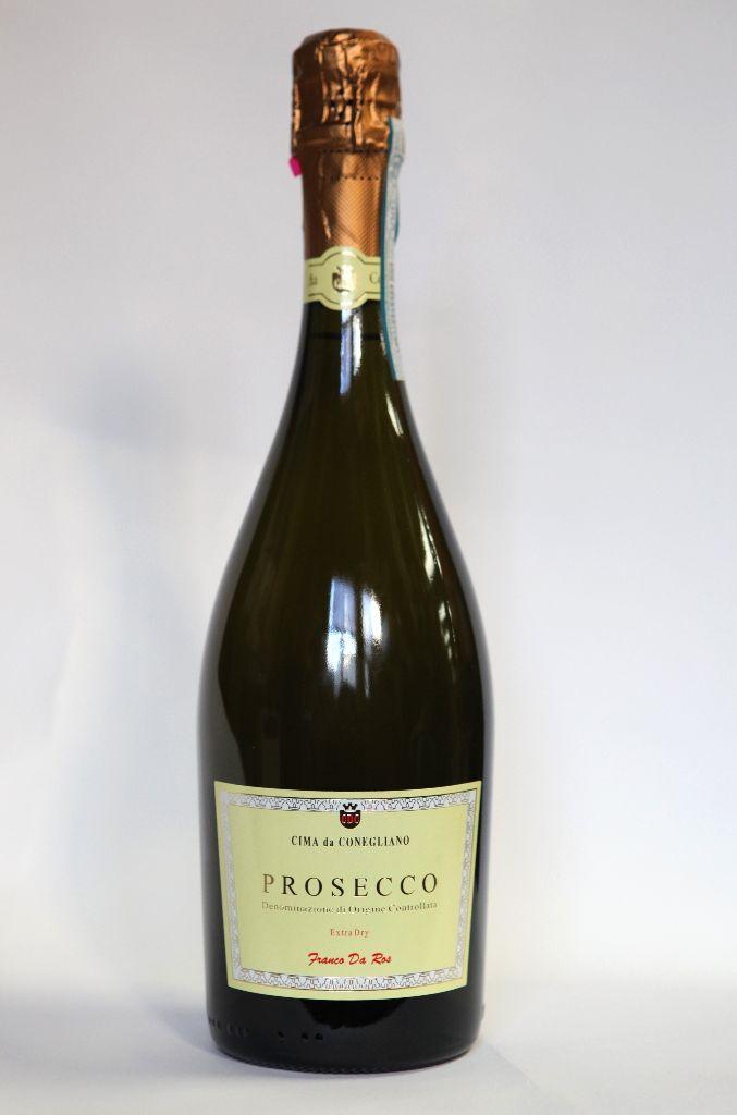 Wine: Prosecco 'Extra Dry' Cima de Conegliano