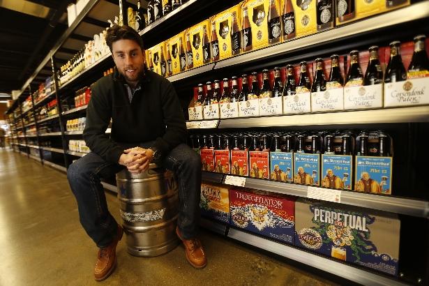 Half Time mamaroneck beer store
