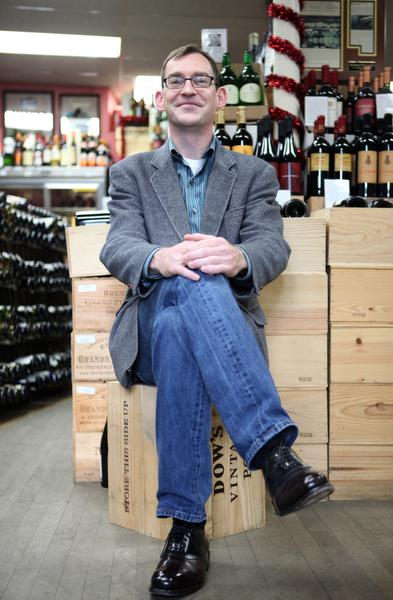 Jeffrey Wooddy of Rochambeau Wines & Liquors in Dobbs Ferry