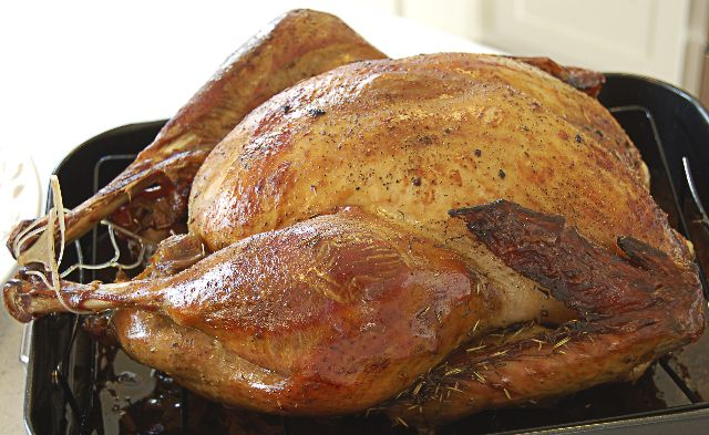 Barbara Kafka's Quick Roast Turkey