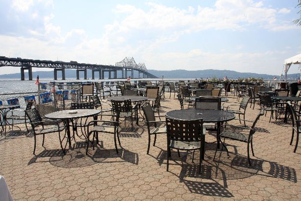 waterfront restaurants in westchester, rockland and putnam