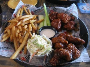 Hurricane WIngs in Hartsdale