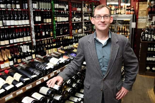 Jeffrey Wooddy, Rochambeau Wines & Liquors in Dobbs Ferry