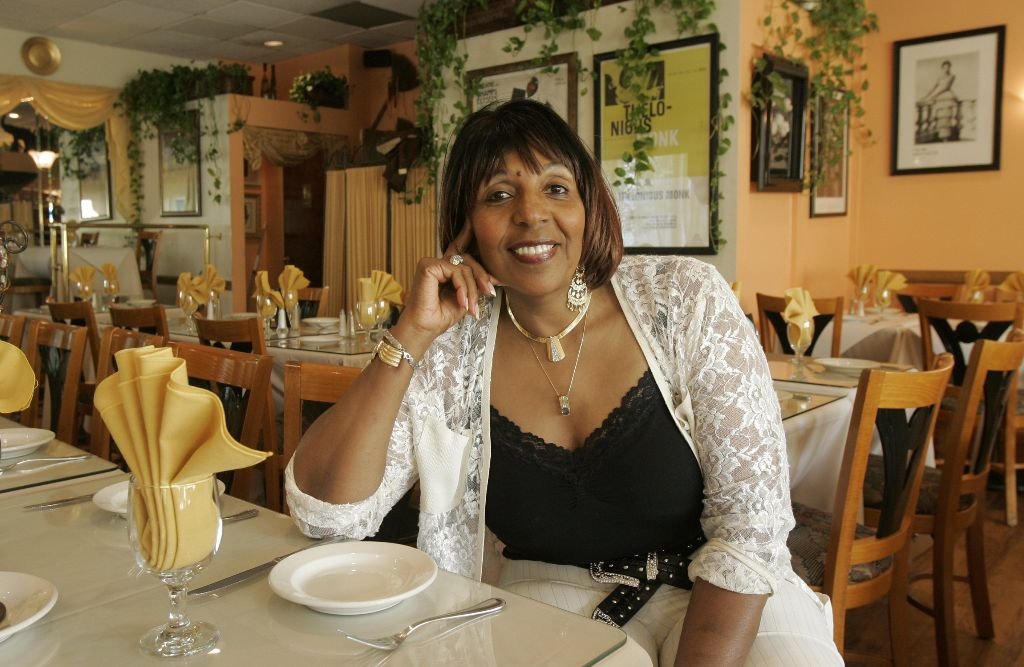 Yvonne Parker of Yvonne's Southern Cuisine
